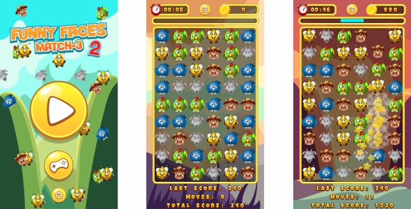 Scary Run - Jeu HTML5 + Android + AdMob (Construct 3 | Construct 2 | Capx) - 10