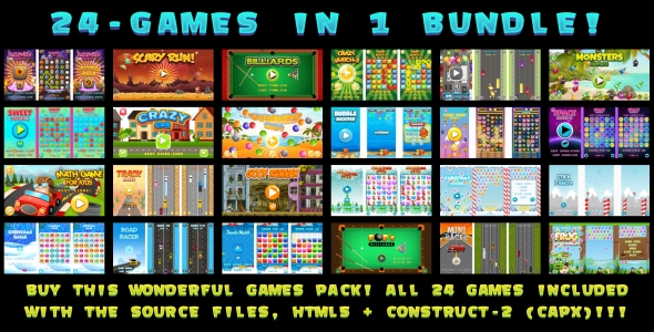 Scary Run - Jeu HTML5 + Android + AdMob (Construct 3 | Construct 2 | Capx) - 20