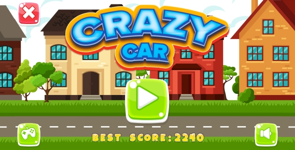 Scary Run - Jeu HTML5 + Android + AdMob (Construct 3 | Construct 2 | Capx) - 28