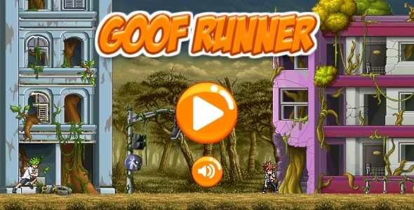 Scary Run - Jeu HTML5 + Android + AdMob (Construct 3 | Construct 2 | Capx) - 35