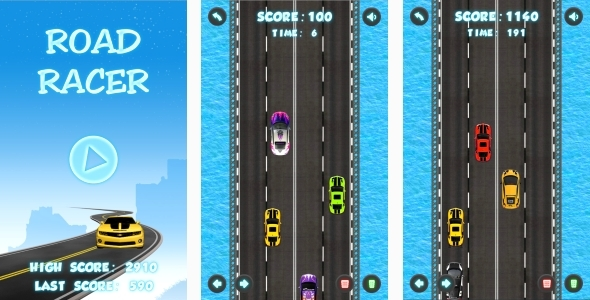 Scary Run - Jeu HTML5 + Android + AdMob (Construct 3 | Construct 2 | Capx) - 40