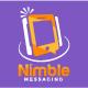 Nimble Messaging Application de marketing par SMS en masse pour les entreprises Script d'application Web PHP