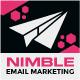 Application Web Nimble Email Marketing pour les entreprises