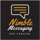 Application de messagerie agile pour les entreprises version Pro
