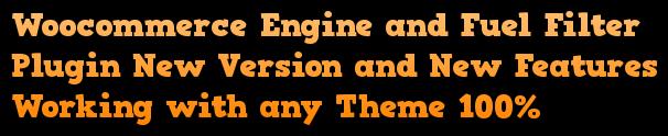 Plugin de moteur et de filtre à carburant WooCommerce - 6