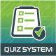 Plugin système WordPress Quiz