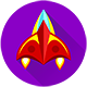 Jeune père Noël - jeu HTML5.  Construct 2 (.capx) + mobile + classement - 31