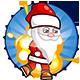 Jeune père Noël - jeu HTML5.  Construct 2 (.capx) + mobile + classement - 32