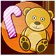 Jeune père Noël - jeu HTML5.  Construct 2 (.capx) + mobile + classement - 33