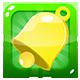 Jeune père Noël - jeu HTML5.  Construct 2 (.capx) + mobile + classement - 34