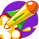 Jeune père Noël - jeu HTML5.  Construct 2 (.capx) + mobile + classement - 35