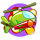 Jeune père Noël - jeu HTML5.  Construct 2 (.capx) + mobile + classement - 46
