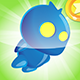Jeune père Noël - jeu HTML5.  Construct 2 (.capx) + mobile + classement - 48