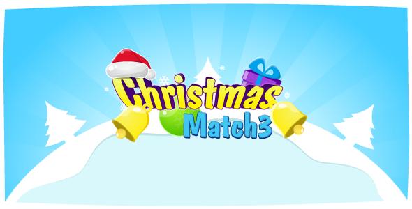 Jeune père Noël - jeu HTML5.  Construire 2 (.capx) + mobile + classement - 11