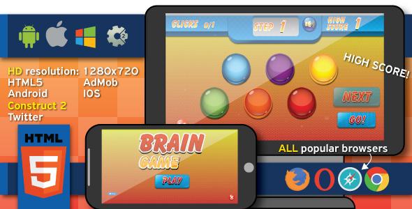 jeu de cerveau