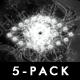 VJ Kaleidoscope - Exotica II - Pack of 7 - 53