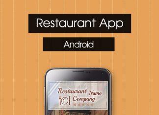 Application de restaurant avec CMS - Android [ 2020 Edition ] - 1