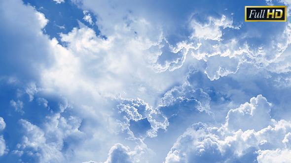Voler à travers les nuages - 1