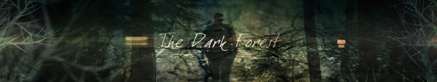 Thriller Trailer Dark Forest Titles Modèles After Effects