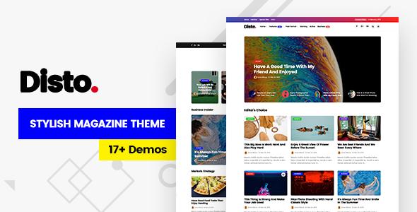 NanoMag - Thème de magazine WordPress réactif - 1