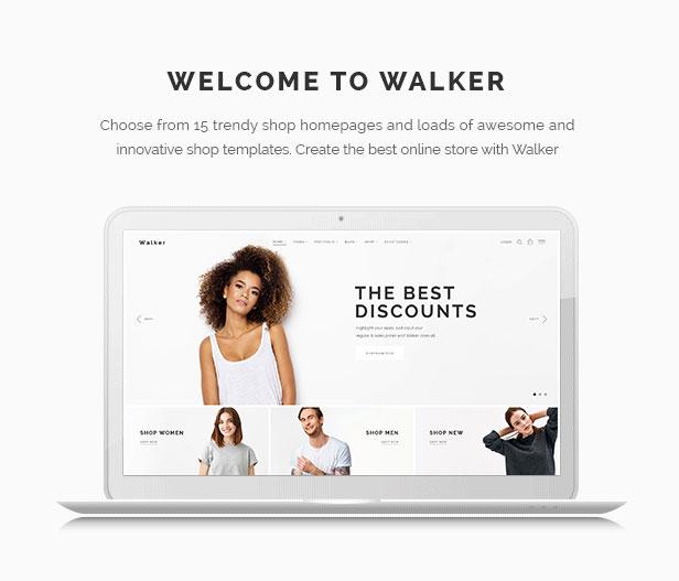 Walker - Thème WooCommerce - 1