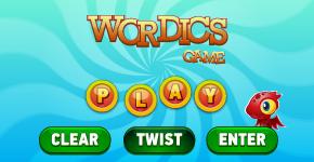 Construire un jeu de mots avec 2 mots