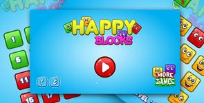 construire 2 blocs heureux de jeu de logique
