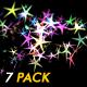 VJ Kaleidoscope - Exotica II - Pack of 7 - 15