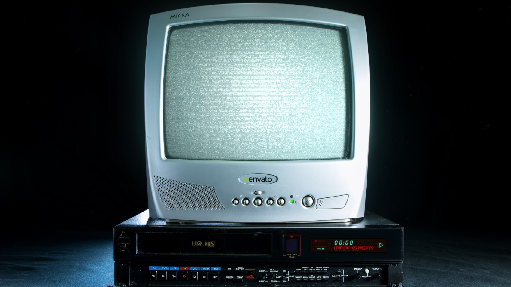 Ancien ouvre-télé - 5