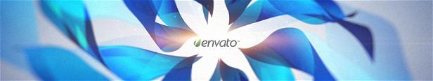 Le logo Clean Gentle Flower révèle les modèles de titre After Effects