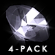 VJ Kaleidoscope - Exotica II - Pack of 7 - 85
