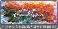 Souhaits de Noël et du Nouvel An