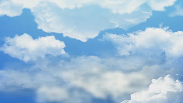 Voler à travers les nuages - 3