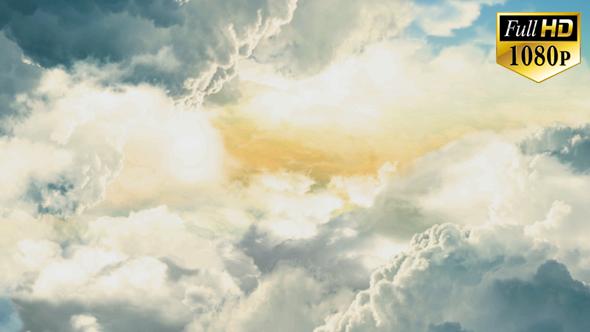 Voler à travers les nuages - 2