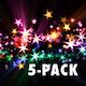 VJ Kaleidoscope - Exotica II - Pack of 7 - 10