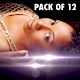 VJ Kaleidoscope - Exotica II - Pack of 7 - 27
