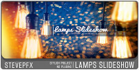 Diaporama des lampes