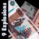 VJ Kaleidoscope - Exotica II - Pack of 7 - 136