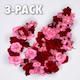 VJ Kaleidoscope - Exotica II - Pack of 7 - 373