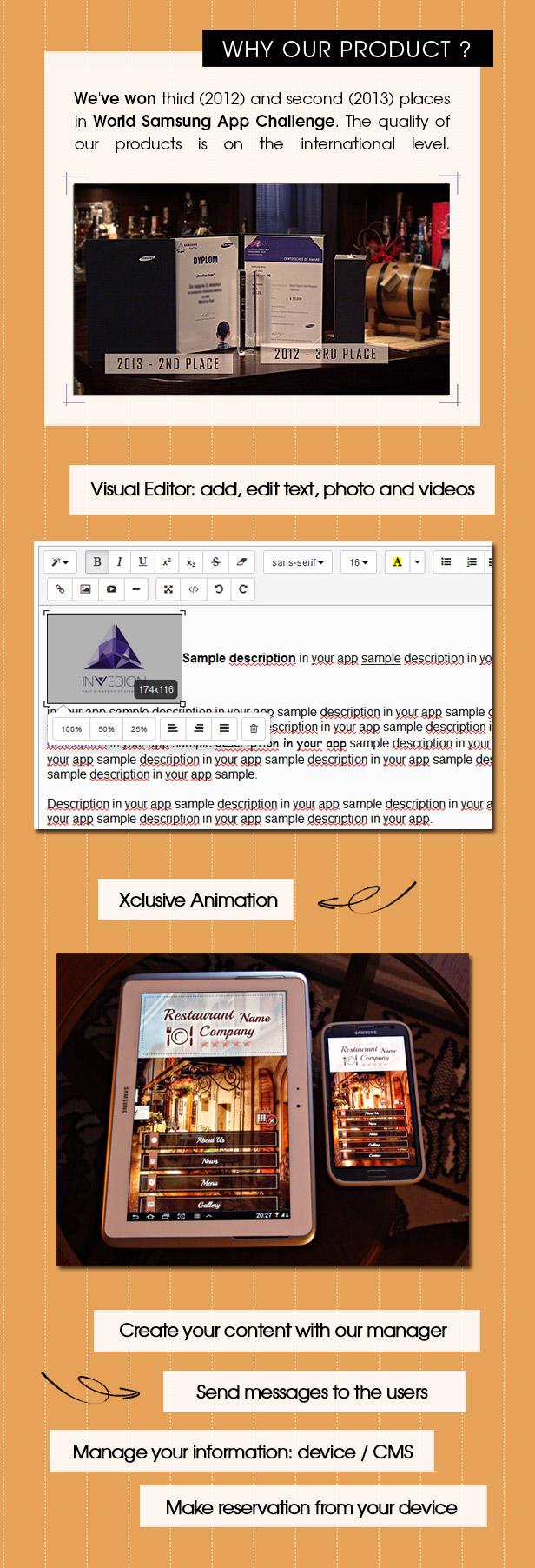 Application de restaurant avec CMS - Android [ 2020 Edition ] - 2