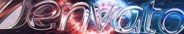 Le logo en verre révèle des modèles After Effects