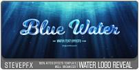 Le logo de l'eau révèle