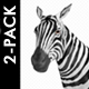 VJ Kaleidoscope - Exotica II - Pack of 7 - 155