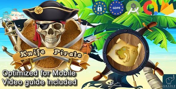 Maze Pirate (Admob + GDPR + Android Studio) - 6
