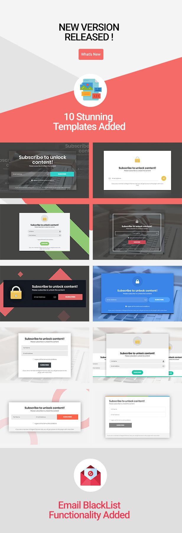 Abonnez-vous pour déverrouiller le plugin WordPress pour l'optimisation de Content Locker - 1