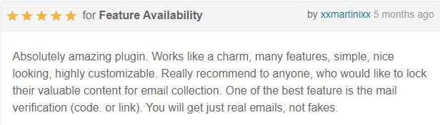 Abonnez-vous pour déverrouiller le plug-in WordPress pour l'optimisation de Content Locker - 22