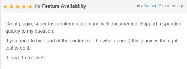 Abonnez-vous pour déverrouiller le plugin WordPress pour l'optimisation de Content Locker - 23