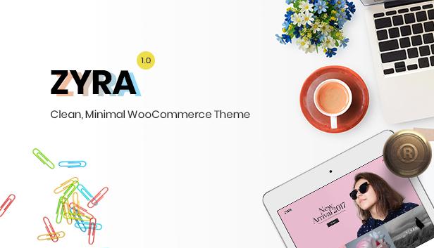 Airi - Thème WooCommerce propre et minimal - 5