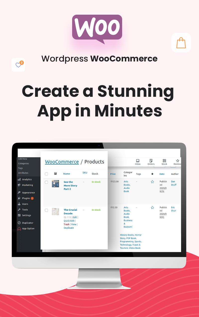 ProShop - WooCommerce Multipurpose Single and Multi-Vendor E-commerce Flutter Full Mobile App - 20