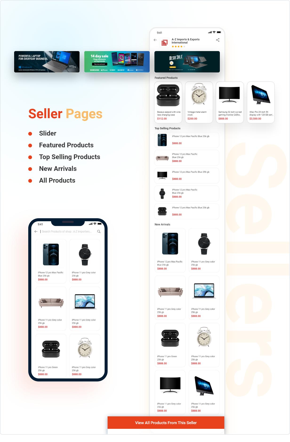 Application Flutter de commerce électronique active - 11